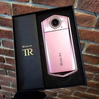 CASIO TR80 粉色