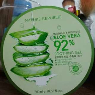 Nature Republic Soothing Gel 100% AUTHENTIC