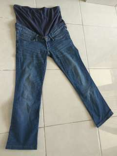 Celana Hamil Jeans