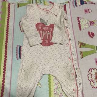 Next UK Sleepsuits