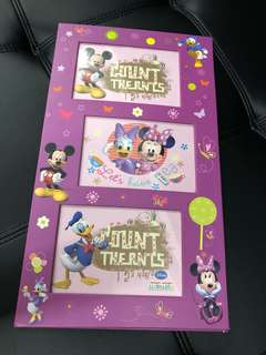 Disney photoframe