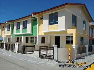 Brand New Townhouses in Daang Hari Extension