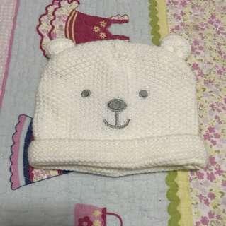 George Baby Beanie Hat
