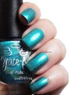 Grace-full Polish - Amazonite Mermaid