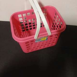Small basket (50 cents)