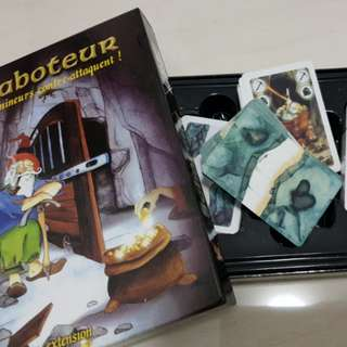 Saboteur (with Expansion)