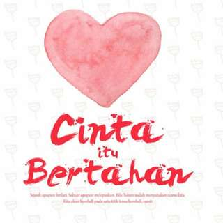 Ebook : Cinta Itu Bertahan by Adysti Oktavira
