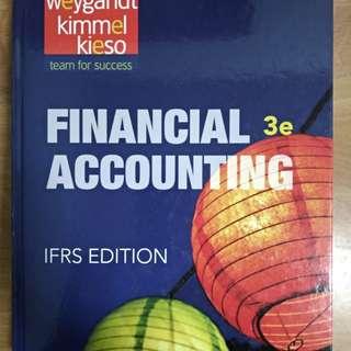 財務會計 第三版(原文書)/IFRS EDITION/FINANCIAL ACCOUNT 3e