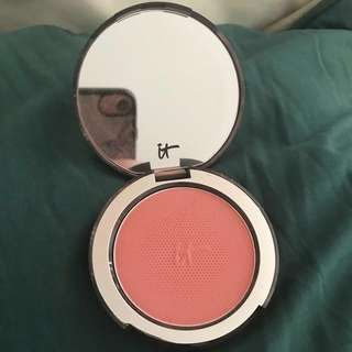 """NEW"" IT Cosmetic Bye Bye Pore Blush"