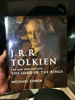 J.r.r. Tolkien the man who created the lord of the rings
