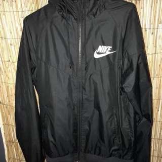 Nike Windrunner Men's Jacket Black Size Small