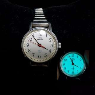 Authentic Philippine made Timex Watch for ladies