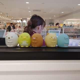 Sumikko standing design gachapon  Japan osaka