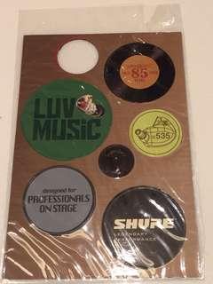 Music 磁石