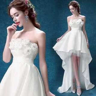 BNWT White Bridal Wedding Gown Dress size XS