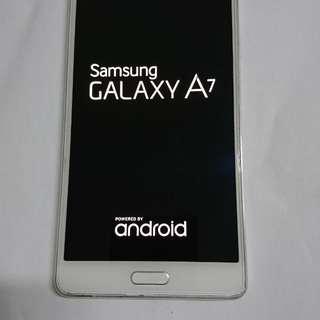 Samsung A7 双卡98new