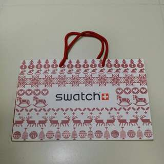 Paper Bag by Swatch