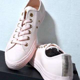 Converse Exclusive Rose Pink Gold snake