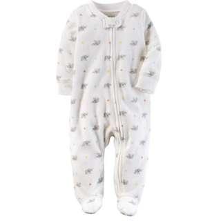 BN Carter's sleepsuit (elephant)