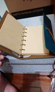 筆記簿x3