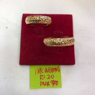 PAWNABLE WEDDING RING