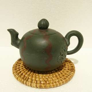 小西瓜紫砂壺