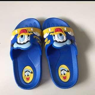 Kid slippers(Donald Duck)