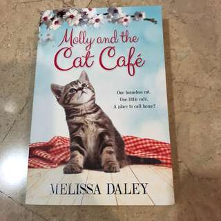 Molly and the cate café by Melissa Daley