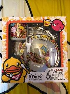 B Duck杯碟套裝