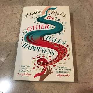 The other half of happiness by Ayisha Makik