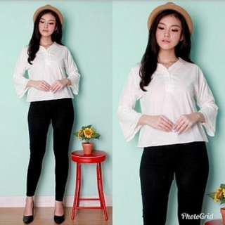 bv elia blouse