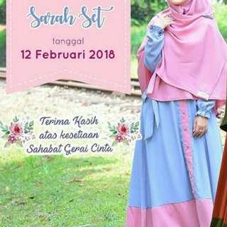 Sarah Set (gerai cinta)