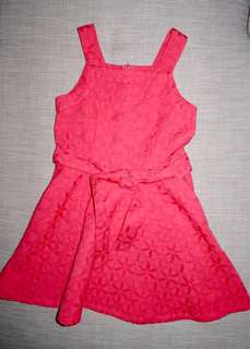 Girl's Pre-loved Gingersnaps dress