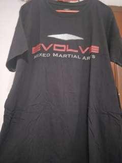 Evolve t shirt