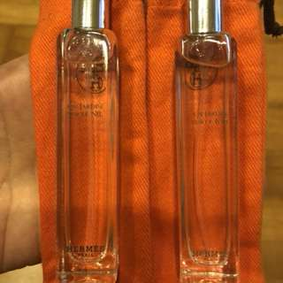 HERMÈS 香水 兩罐一起賣