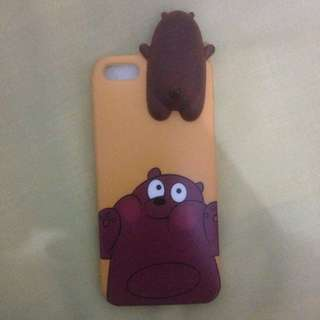 Peek Case Iphone 5s we bare bears