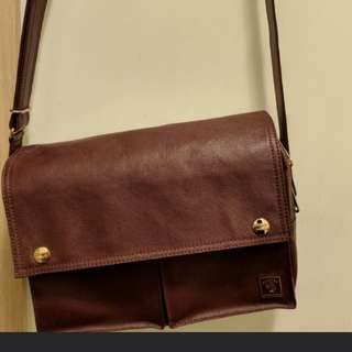 Porter Messenger Bag(Mori)