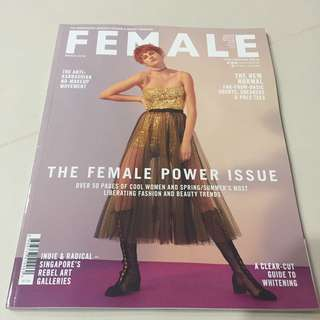 Female Magazine - March 2018