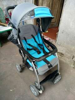 Pre loved Chicco Infant to Toddler Stroller