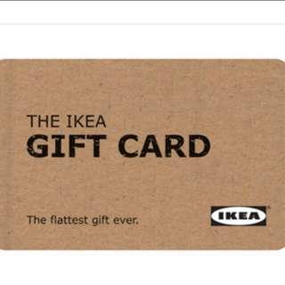 IKEA Gift Cards   Trade