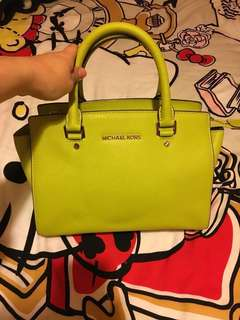 Michael Kors handbag (Limited colour)