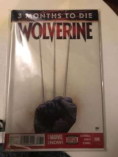 Marvel Wolverine #8-12 Prelude to Death of Wolverine COMPLETE