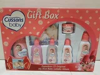 #momria Cussons Gift Set (ex kado)