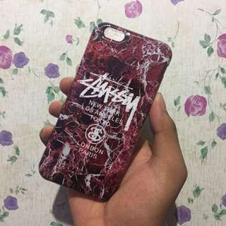 Iphone 6/6s stussy case