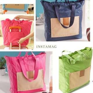 Foldable Colour Travel Bag