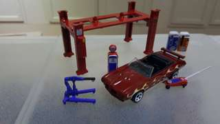 1:64 diorama set