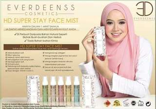 HD SUPER STAY FACE MIST
