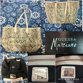 Tote Bag and wallet by GUESS