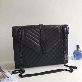 YSL LARGE ENVELOPE BAG