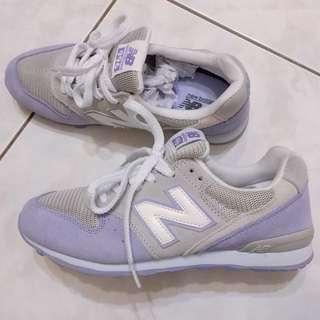 🚚 Nb 運動紫粉慢跑鞋